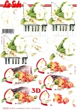 3D-Bogen Hochzeitsmelodievon Nouvelle (8215661)