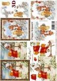 3D-Bogen Bär im Winter von LeSuh (4169359)