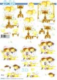3D-Bogen Kinder von LeSuh (777.513)