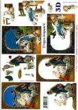 3D-Bogen Weihnachtskrippe von LeSuh (4169188)