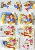 3D-Bogen Weihnachtskrippe von LeSuh (4169309)