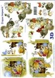 3D-Bogen Weihnachtskrippe von LeSuh (4169207)