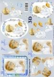 3D-Bogen Betende Jungen von LeSuh (4169648)