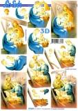 3D-Bogen Krippe von LeSuh (777.077)