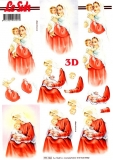 3D-Bogen Maria mit Kind von LeSuh (777.163)