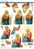 3D-Bogen Christkind von LeSuh (777.343)