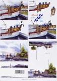3D-Bogen Hafen von Nouvelle (8215156)