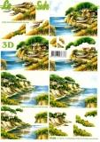 3D-Bogen Am Meer von LeSuh (777.035)