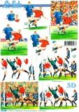 3D-Bogen Fußball von LeSuh (777.168)