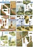3D-Bogen Leuchttürme von LeSuh (777.367)