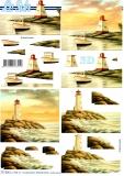3D-Bogen Leuchtturm von LeSuh (777.526)