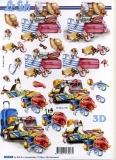 3D-Bogen Urlaub von Nouvelle (8215605)