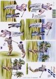 3D-Bogen Golfspieler von Nouvelle (8215134)