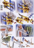 3D-Bogen Eisläufer von Nouvelle (8215128)