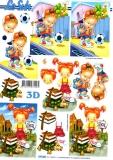 3D-Bogen Auf dem Schulweg von LeSuh (777.061)