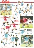 3D-Bogen Fußball von LeSuh (777.387)