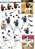 3D-Bogen Baseball von LeSuh (777.390)