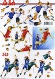 3D-Bogen Handball von LeSuh (777.403)