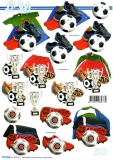 3D-Bogen Fußball von LeSuh (777.418)