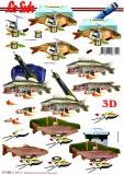 3D-Bogen Angeln von LeSuh (777.405)