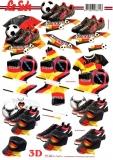 3D-Bogen Fußball von LeSuh (777.422)