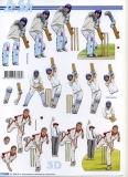 3D-Bogen Cricket von LeSuh (777.500)