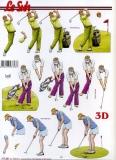 3D-Bogen Golf von LeSuh (777.501)