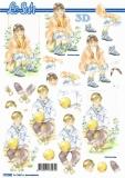 3D-Bogen Jungs von LeSuh (777.568)