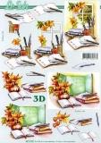 3D-Bogen Schulprüfung von Nouvelle (8215200)