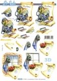 3D-Bogen Diplom von Nouvelle (8215341)