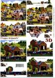 3D-Bogen Haus von LeSuh (4169133)