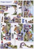 3D-Bogen Ländlich von LeSuh (4169449)