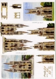 3D-Bogen Kirchen von Nouvelle (821521)