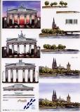 3D-Bogen Deutschland von Nouvelle (821594)