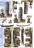 3D-Bogen Venedig & Pisavon Nouvelle (8215167)