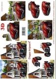 3D-Bogen Autos von LeSuh (416973)