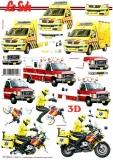 3D-Bogen Ambulanz von LeSuh (777.318)