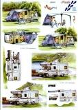 3D-Bogen Camping von Nouvelle (821510)