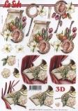 3D-Bogen Banjo & Horn von Nouvelle (8215489)