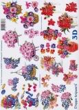 3D-Bogen Blumen klein von LeSuh (4169174)