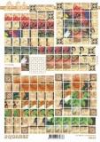 3D-Bogen Squares Blumen von LeSuh (630.212)