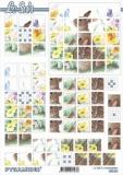 3D-Bogen Squares Hasen von LeSuh (630.231)