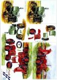 3D-Bogen Traktor von Nouvelle (821511)
