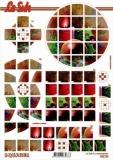 3D-Bogen Squares Kerze & Kugel von LeSuh (630.189)