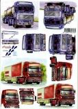 3D-Bogen LKWs von Nouvelle (821506)