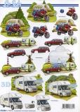 3D-Bogen Camping von LeSuh (777.463)