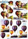 3D-Bogen Ballons von Nouvelle (821552)