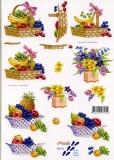 3D-Bogen Obstschale von Nouvelle (821532)