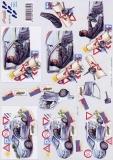 3D-Bogen Führerschein von Nouvelle (8215143)