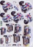3D-Bogen Polizei von Nouvelle (8215142)